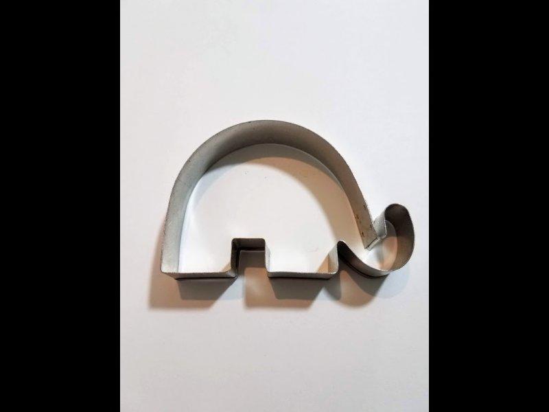 Elefante para galletitas  - 6 x 9 cm