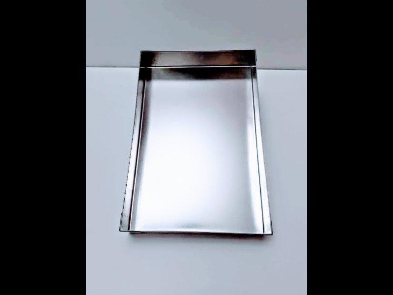 Placa para Pionono  30 x 40 alto 4 cm