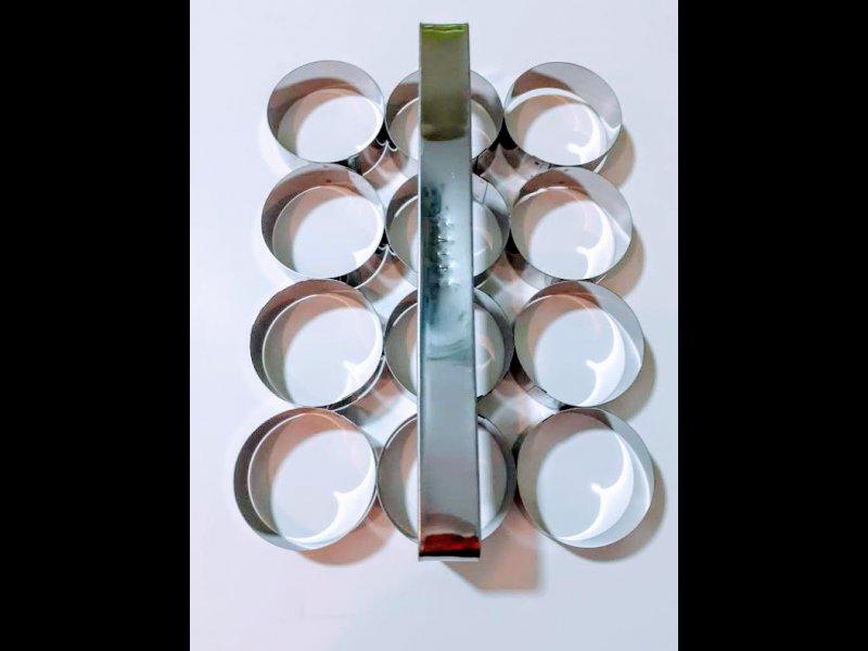 Placas Cortantes redondas -Art 1204 Nº 3- Art 1205 Nº 4 - Art 1207  Nº 5 - Art 1208 Nº 6- art 1296 Nº 8